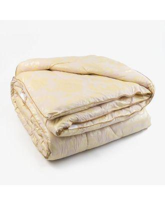 Одеяло Верблюд 145х205 см, 300г/м2, чехол Глоссатин стеганный арт. СМЛ-33012-1-СМЛ3734462