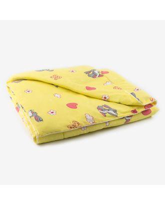 Одеяло, размер 110х140 см, бязь/синтепон арт. СМЛ-14260-1-СМЛ3739693