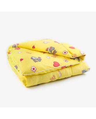 Одеяло, размер 110х140 см, бязь/синтепон арт. СМЛ-14261-1-СМЛ3739694
