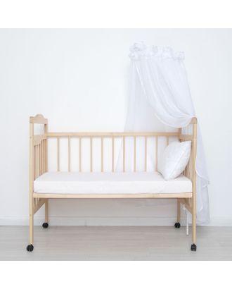 Балдахин «Эдельвейс», размер 170х300 см, цвет белый арт. СМЛ-14265-1-СМЛ3740122