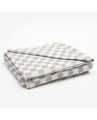 Одеяло байковое размер 100х140 см, цвет микс для универс., хл80%, ПАН 20%, 420гр/м арт. СМЛ-22954-1-СМЛ3765919
