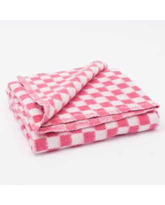 Одеяло байковое размер 90х140 см, цвет микс для универс., хл80%, ПАН 20%, 420гр/м арт. СМЛ-22955-3-СМЛ3765920