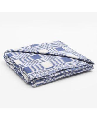 Одеяло байковое размер 90х140 см, цвет микс для универс., хл80%, ПАН 20%, 420гр/м арт. СМЛ-22955-2-СМЛ3765921