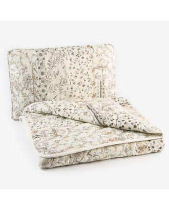 "Набор ""Экофайбер"", одеяло размер 110х140 см, 150гр/м2 + подушка 40х60 см арт. СМЛ-14343-1-СМЛ3767106"