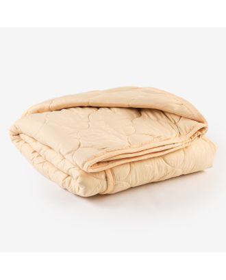 """Одеяло """"Верблюжья шерсть"""" микрофибра, размер 110х140 см, 150гр/м2 арт. СМЛ-26523-1-СМЛ3767110"""