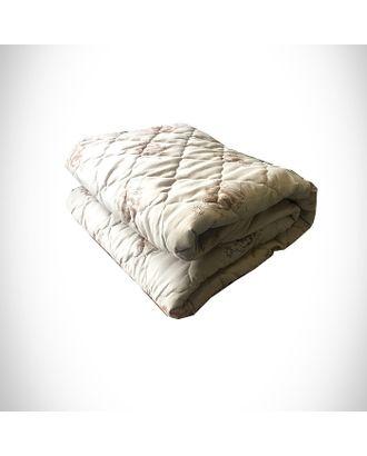 Одеяло Верблюжья шерсть 140х205 см 300 гр, пэ, чемодан арт. СМЛ-35381-1-СМЛ0003783175