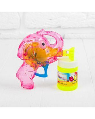 Мыльные пузыри «Слоник», МИКС, 40 мл арт. СМЛ-120946-1-СМЛ0003788646