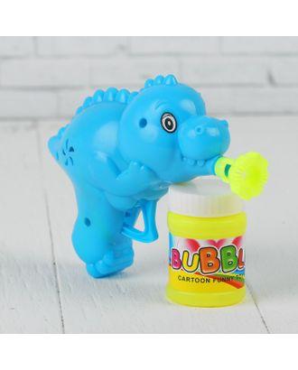 Мыльные пузыри «Динозавр», МИКС, 40 мл арт. СМЛ-120947-1-СМЛ0003788647