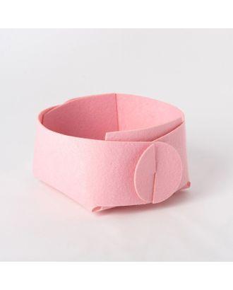 Корзина текстильная для хранения арт. СМЛ-23311-1-СМЛ3805095