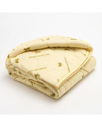 """Одеяло """"Овечья шерсть"""" в полиэстер, размер 110х140 см, 150гр/м2 арт. СМЛ-26533-1-СМЛ3805173"""
