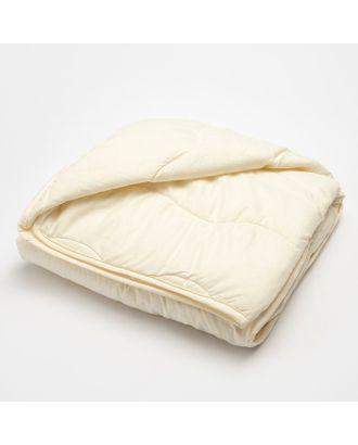 """Одеяло """"Овечья шерсть"""" микрофибра, размер 110х140 см, 150гр/м2 арт. СМЛ-26534-1-СМЛ3805175"""