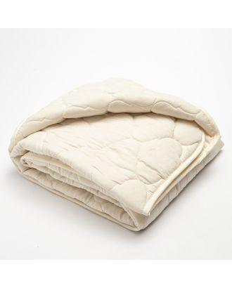 """Одеяло """"Лебяжий пух"""" в микрофибре, размер 110х140 см, 150гр/м2 арт. СМЛ-14541-1-СМЛ3805431"""