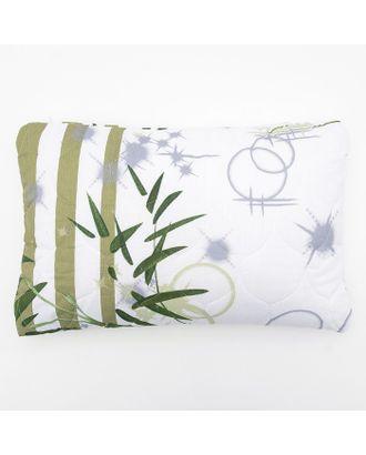 Подушка «Бамбук», 40х60 см, цвет МИКС, поплин арт. СМЛ-26537-1-СМЛ3814295