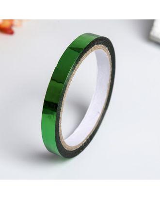 """Тейп-лента """"Зелёная"""" намотка 50 метров ширина 1,5 см арт. СМЛ-14857-1-СМЛ3842099"""