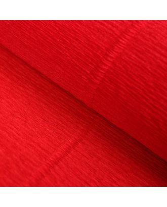 """Бумага гофрированная 618 """"Красный мандарин"""", 50 см х 2,5 м арт. СМЛ-34008-1-СМЛ3842105"""