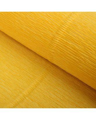 """Бумага гофрированная 618 """"Жёлтая роза"""", 50 см х 2,5 м арт. СМЛ-34009-1-СМЛ3842106"""