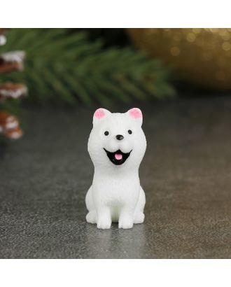 """Миниатюра кукольная """"Собачка"""", набор 2 шт, размер 1 шт 1,6х2,1х3 см арт. СМЛ-14942-1-СМЛ3851688"""