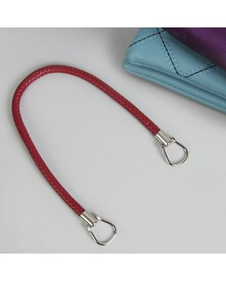 Ручка для сумки, кожаная, 55 см арт. СМЛ-21929-6-СМЛ3869170