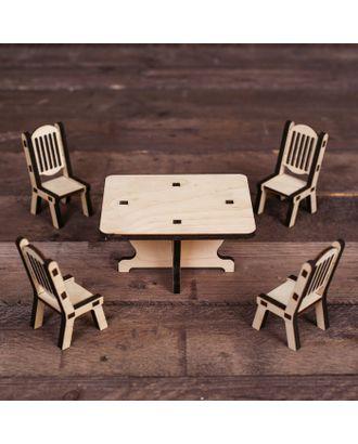 Набор кукольной мебели «Для кухни» арт. СМЛ-60061-1-СМЛ0003869930