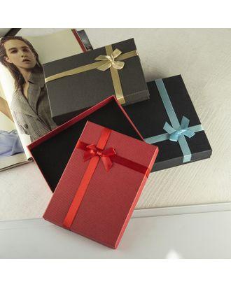 """Коробочка подарочная под набор """"Классик"""", 13*18 (размер полезной части 12,5х17,5см) арт. СМЛ-23499-1-СМЛ3874728"""