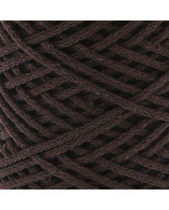 Шнур для вязания без сердечника 100% хлопок, ширина 2мм 100м/95гр (2194 св. розовый) арт. СМЛ-40116-2-СМЛ0003886362