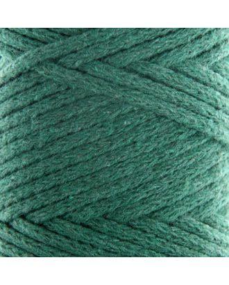 Шнур для вязания без сердечника 100% хлопок, ширина 3мм 100м/250гр (2172 бордовый) МИКС арт. СМЛ-40117-20-СМЛ0003886371