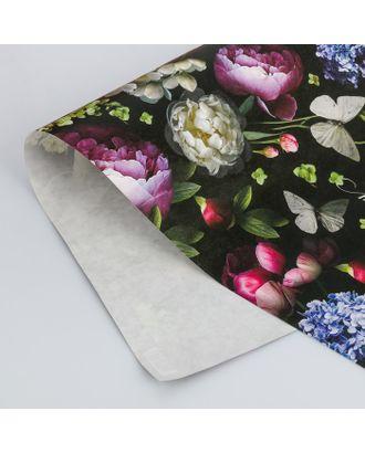 Бумага упаковочная крафтовая «Для тебя», 50 × 70 см арт. СМЛ-108324-1-СМЛ0003903230