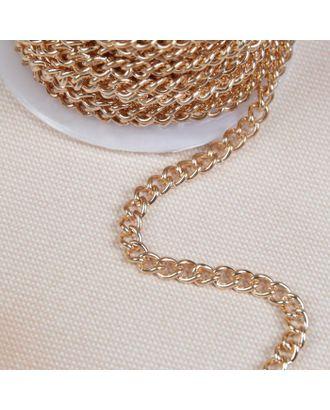 Цепочка для сумки, 4,35х5,8 мм, 10±0,5м арт. СМЛ-23578-2-СМЛ3904509