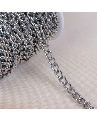 Цепочка для сумки, 7,5х11,2 мм, 10±0,5м арт. СМЛ-23579-1-СМЛ3904511