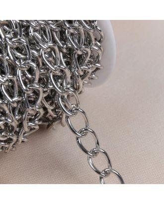 Цепочка для сумки, 11х16 мм, 10±0,5м арт. СМЛ-23644-1-СМЛ3904519