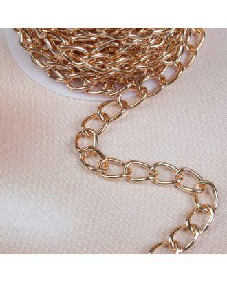 Цепочка для сумки, 11х16 мм, 10±0,5м арт. СМЛ-23644-2-СМЛ3904520