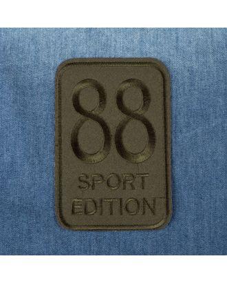 Термоаппликация «Sport» р.7,7х11,5 см арт. СМЛ-29113-2-СМЛ3913777