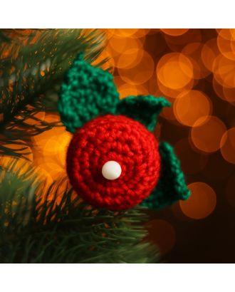 Набор для создания новогодней подвески со светом «Свечка» арт. СМЛ-16001-1-СМЛ3925205