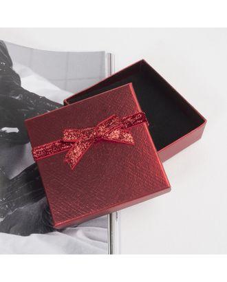 """Коробочка подарочная под набор """"Сияние"""", 7*9 (размер полезной части 6,5х8,5см) арт. СМЛ-23798-5-СМЛ3945292"""