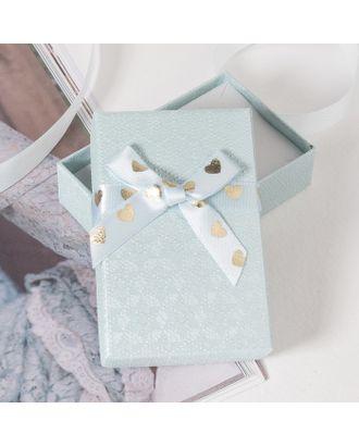"""Коробочка подарочная под набор """"Влюбленность"""", 9*9 (размер полезной части 8,5х8,5см) арт. СМЛ-23799-3-СМЛ3945295"""