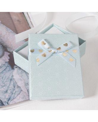 """Коробочка подарочная под набор """"Влюбленность"""", 9*9 (размер полезной части 8,5х8,5см) арт. СМЛ-23799-7-СМЛ3945296"""