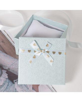 """Коробочка подарочная под набор """"Влюбленность"""", 9*9 (размер полезной части 8,5х8,5см) арт. СМЛ-23799-2-СМЛ3945300"""