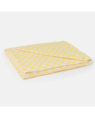 Одеяло байковое, размер 140х205 см,, цвет клетка/МИКС арт. СМЛ-32805-1-СМЛ3994912