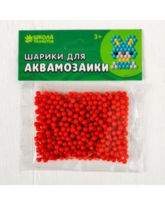 Шарики для аквамозаики, набор 500 шт, цвет темно-коричневый арт. СМЛ-24028-19-СМЛ4008502