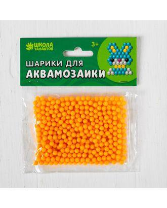 Шарики для аквамозаики, набор 500 шт, цвет темно-коричневый арт. СМЛ-24028-12-СМЛ4008513