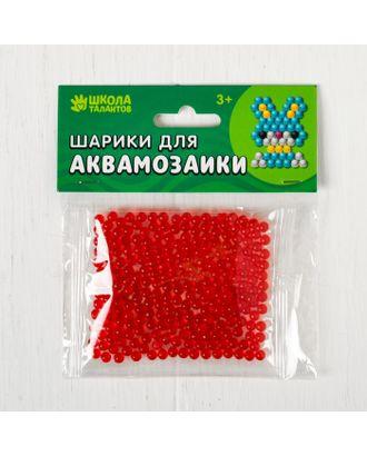 Шарики для аквамозаики, полупрозрачные, набор 250 шт арт. СМЛ-24029-6-СМЛ4008528