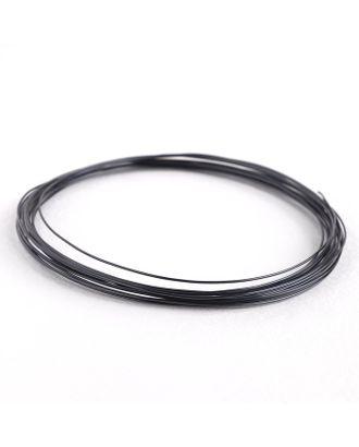 Проволока для плетения D=0.8мм, намотка 5м арт. СМЛ-29201-1-СМЛ4018138