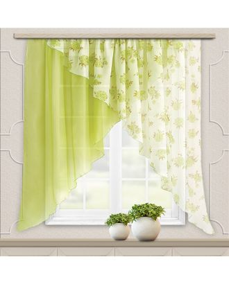 Комплект штор для кухни «Марианна», размер 300х160 см арт. СМЛ-24079-2-СМЛ4022552