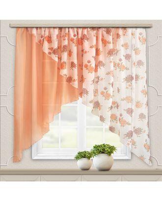 Комплект штор для кухни «Марианна», размер 300х160 см арт. СМЛ-24079-1-СМЛ4022586
