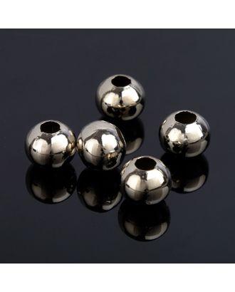 Кримп (зажимная бусина), 4 мм арт. СМЛ-24135-5-СМЛ4024307