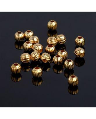 Кримп (зажимная бусина) СМ-384, 10мм арт. СМЛ-24133-3-СМЛ4024314