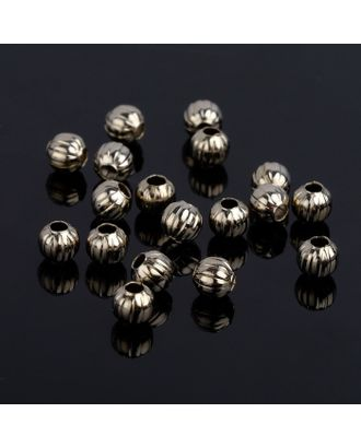 Кримп (зажимная бусина) СМ-381, 5мм арт. СМЛ-24134-4-СМЛ4024317