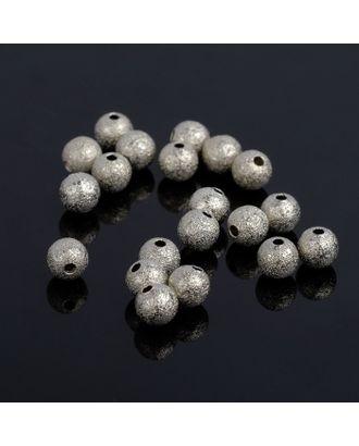Кримп (зажимная бусина) СМ-434-4, 8мм арт. СМЛ-24132-6-СМЛ4024329