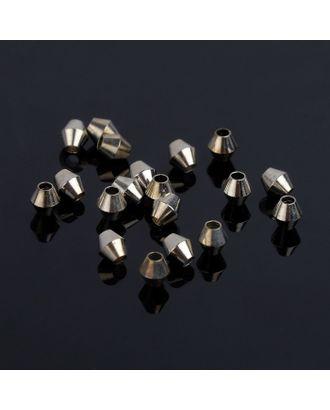 Кримп (зажимная бусина) СМ-402-1, 4мм арт. СМЛ-24128-1-СМЛ4024347