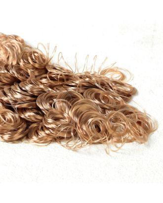 """Волосы для кукол """"Кудряшки"""" 70 г, размер завитка: 1 см, цвет D796A арт. СМЛ-18687-1-СМЛ4062824"""